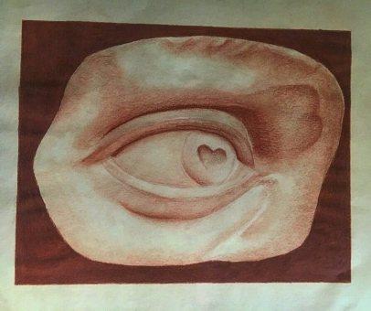 Studi anatomici del David di Michelangelo